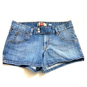 🛍 Old Navy Ultra Low Waist Stretch Shorts Sz. 10